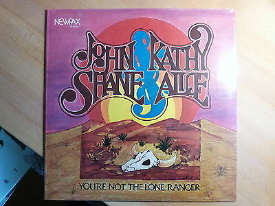 """12"""" LP Xian - John & Kath, Shane & Alice - You're not the (9 Songs) Sealed OVP"""
