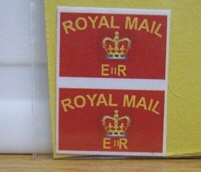 Royal Mail ( sticker ) lot 2
