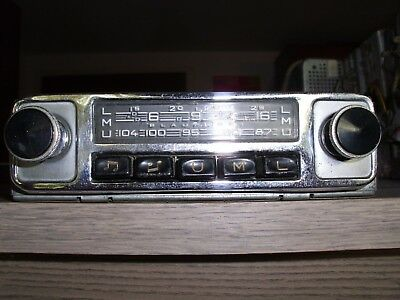 blaupunkt oldtimer radio autoradio blende radioblende. Black Bedroom Furniture Sets. Home Design Ideas