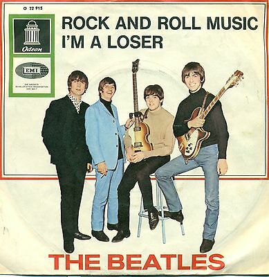 The Beatles - ROCK AND ROLL I´m a Loser S9972