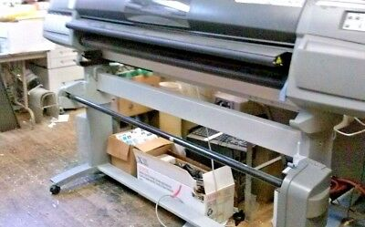 """Complete Take Up Reel Assembly for 60"""" HP DesignJet 5000/5500 Real vC6087Z"""