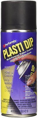 Performix 11203 Plasti Dip Black MultiPurpose Rubber Coating Aerosol 11 oz.