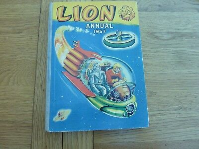 1957 Lion Annual Good Condition