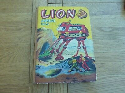 1958 Lion Annual Good Condition