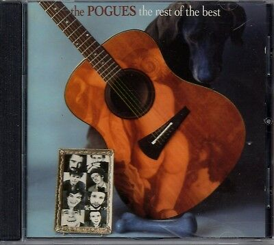 THE POGUES - The Rest Of The Best - CD Album *Collection*