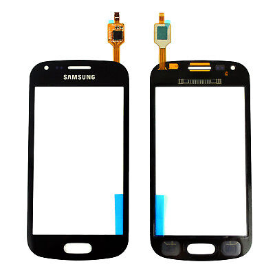 New Touch Screen Digitizer Glass For Samsung Galaxy S7562 S7560 S7560M Black USA
