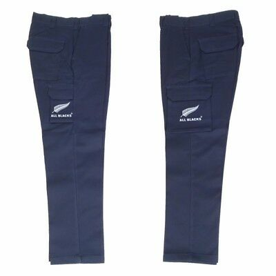 New Zealand All Blacks H/Vis Navy Cargo Pants size 3XL 107
