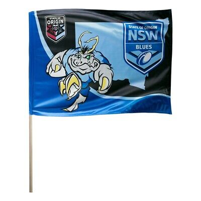 NSW State Of Origin 2015 Game Day Flag