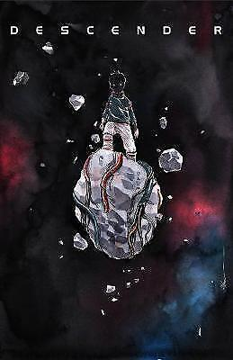 Descender Volume 4: Orbital Mechanics by Lemire, Jeff | Paperback Book | 9781534