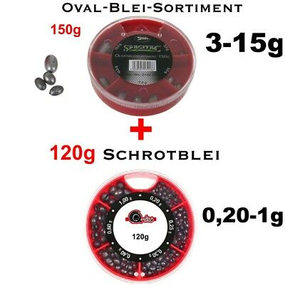 Sortiment in praktischer Box ca 0,5mm HB135-SM 3,0mm Posenring
