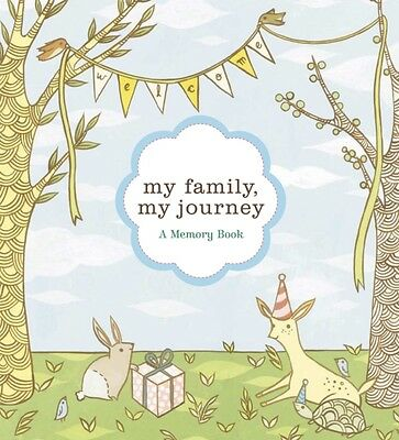 My Family, My Journey: A Baby Book for Adoptive Families (Diary),...