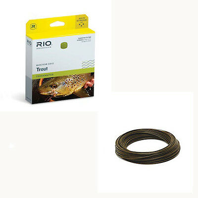 Rio Mainstream Type 3 Full Sink Fly Line, with Free Shipping