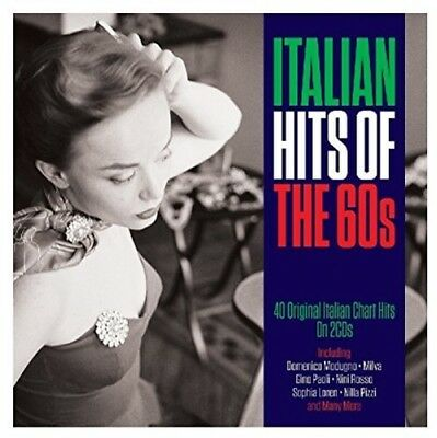 Various Artists - Italian Hits Of The 60S / Various [New CD] UK - Import