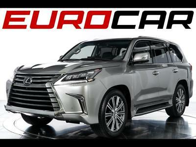 2017 Lexus LX 570 2017 Lexus LX 570 - CALIFONRIA VEHICLE, REAR SEAT ENTERTAINMENT, MINT CONDITION!