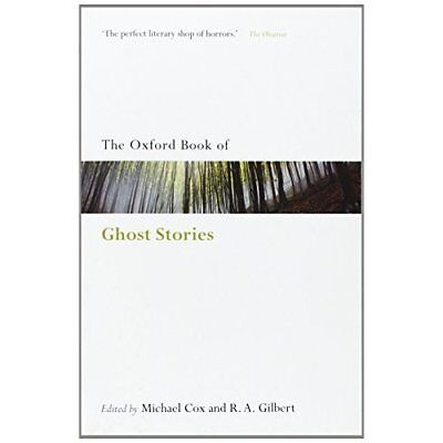 The Oxford Book of English Ghost Stories (Oxford Books  - Paperback NEW Cox, Mic