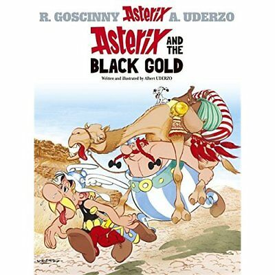 Asterix and the Black Gold - Hardcover NEW illustrations), 2001-11-15