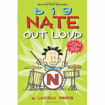 Big Nate Out Loud - Paperback NEW Peirce, Lincoln 2011-07-07