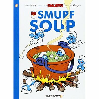 Smurfs 13: Smurf Soup, The - Paperback NEW Peyo 2012-12-05