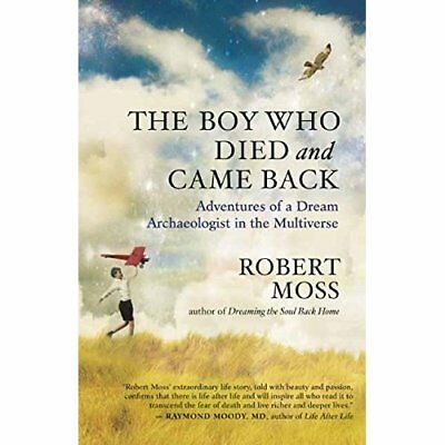 The Boy Who Died and Came Back: Adventures of a Dream A - Paperback NEW Moss, Ro
