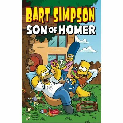 Bart Simpson: Son of Homer - Paperback NEW Groening, Matt 2009-06-26