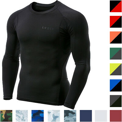 Tesla MUD11 Cool Dry Long Sleeve Compression Shirt
