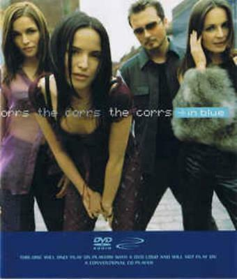 The Corrs: In Blue DVD VIDEO MOVIE Irish pop group band music sisters songs 15tk
