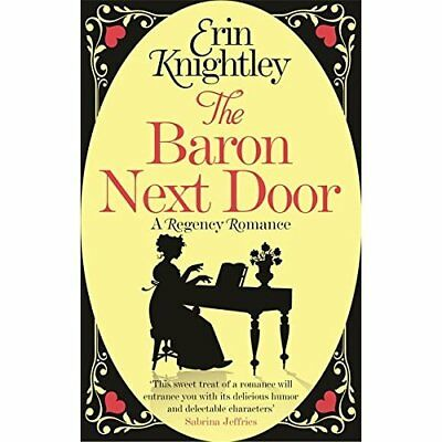 The Baron Next Door (Prelude to a Kiss) - Paperback NEW Erin Knightley( 2014-09-
