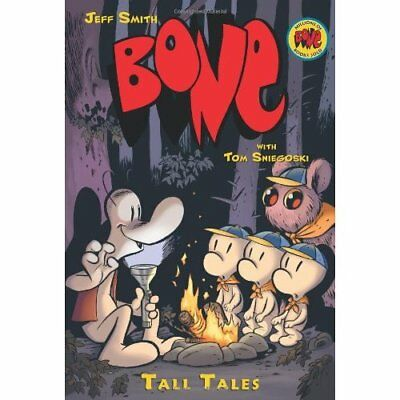 Tall Tales - Hardcover NEW Smith, Jeff 2010-08