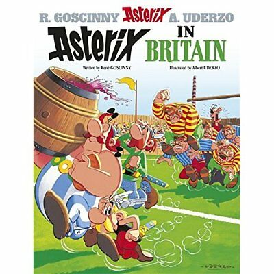 Asterix in Britain (Asterix (Orion Hardcover)) - Hardcover NEW Goscinny, Ren C 2