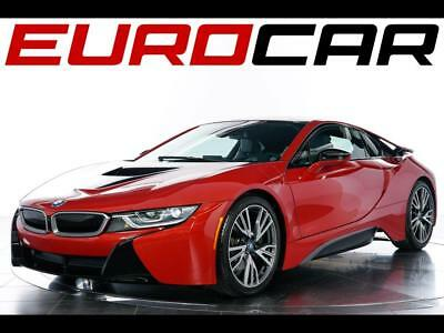 2017 BMW i8 (Protonic Red Edition 1 of 100) 2017 BMW i8 - PROTONIC RED EDITION, 1 OF 100 IN THE US