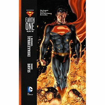 Superman: Earth One Volume 2 TP - Paperback NEW Shane, Davis (A 2014-04-10