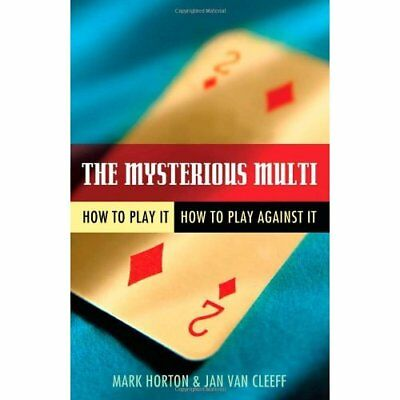 The Mysterious Multi: How to Play It, How to Play Again - Paperback NEW Horton,