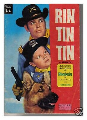 RINTINTIN N°  99  DE 1978 BE vedettes tv