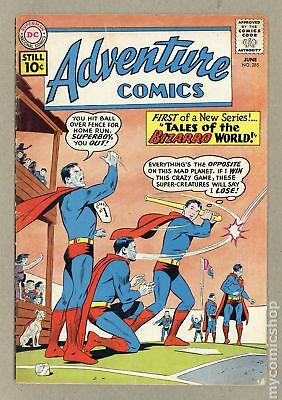 Adventure Comics (1st Series) #285 1961 GD/VG 3.0