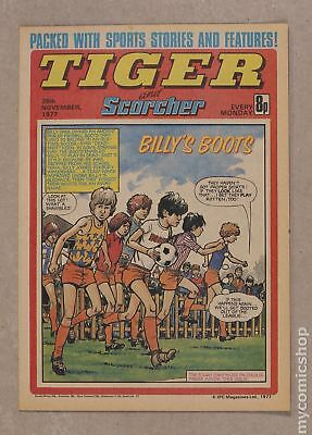 Tiger Tiger and Hurricane/Tiger and Jag/Tiger and Scorcher #771126 1977 NM- 9.2