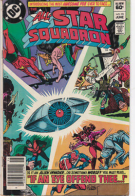 All Star Squadron 10 VG+