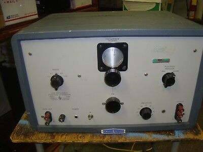 Vintage Hewlett-Packard Model 202A Low Frequency Function Generator,Working NICE