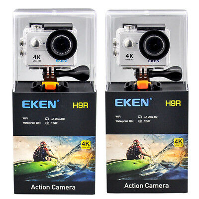 Original EKEN H9R 4K WiFi Ultra 1080P Sport Action Waterproof Camera Camcorder