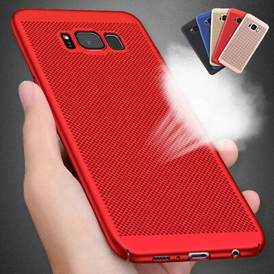 Shockproof Slim Hard Case Hybrid Cover For Samsung Galaxy S7 S8 S9 Plus Note 9 8