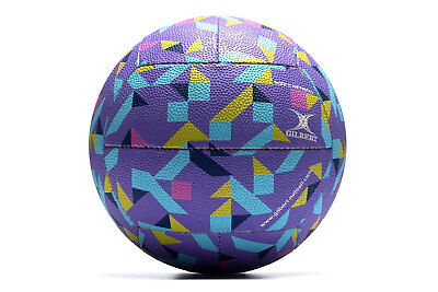 Gilbert Mens Splash Supporter Training Netball Ball