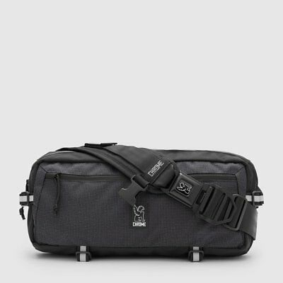 Chrome Kadet Nylon Unisex Biker Night/Black Messenger Bike Backpack Bicycle Bag