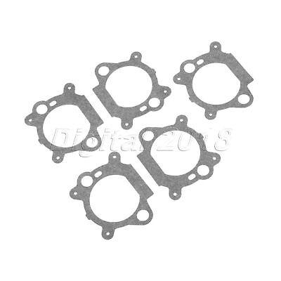 5x Air Cleaner Mount Gaskets Parts For Briggs & Stratton 795629 272653 272653S