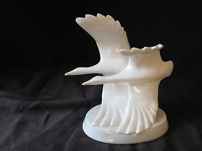 """ROYAL DOULTON Images - Geese """"Going Home"""" Vintage HN3527 c.1982 - EXQUISITE"""