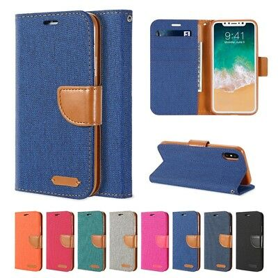 For Samsung Galaxy J7 A7 A5 2017 Wallet Leather Case Flip Stand Phone Case Cover