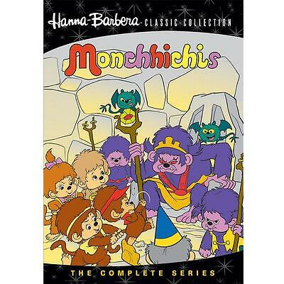 Monchhichis: The Complete Series 1983 dvd FINALLY HERE HANNA BARBERA
