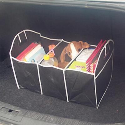 Car Boot Trunk Folding Foldable Collapsible Organiser Tidy Storage Bag Shopping