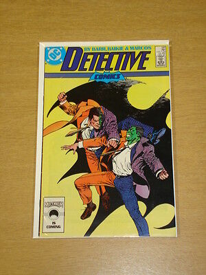 Detective Comics #581 Batman Dark Knight Nm Condition December 1987