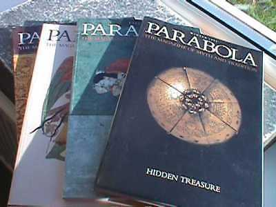 Parabola Magazine: Tradition, Myth & The Search for Meaning - 4 x 1994