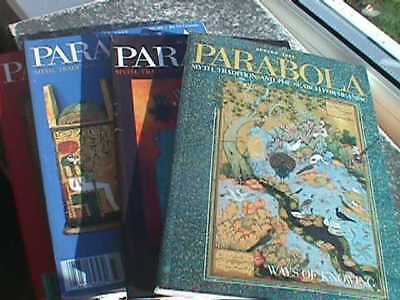 Parabola Magazine: Tradition, Myth & The Search for Meaning - 4 x 1997
