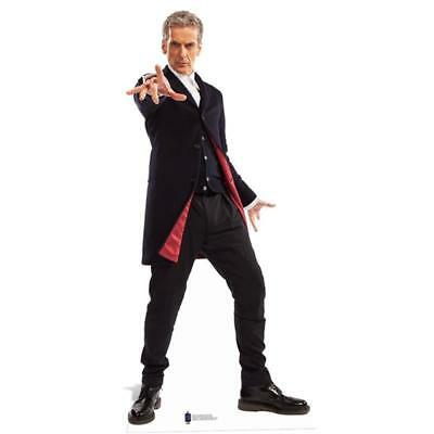 Pappaufsteller (Stand Up) Doctor Who 12th Doctor Peter Capaldi (180 cm)